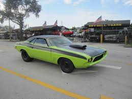 Dodge Challenger 1973 - lil boosie u0027s droptop lime green dodge charger srt with silver and