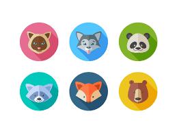 tutorial illustrator italiano how to create a set of flat animal icons in adobe illustrator