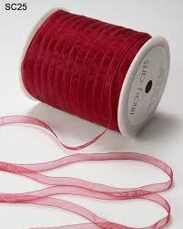 4 inch ribbon 1 4 inch sheer ribbon may arts wholesale ribbon