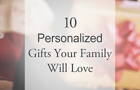 10 personalized gifts your family will bradford exchange