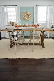 fall dining room decorating made easy fox hollow cottage