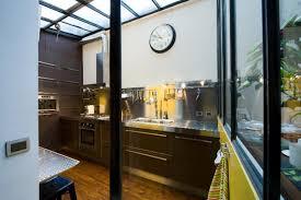 hotte industrielle cuisine decoration cuisine industrielle cuisine type industrielle sur