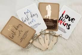 Cheap Wedding Program Fans Wedding Program Fans Personalized Foil And Color