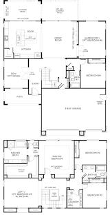 3 bay garage plans homesite 30 senterra inland empire pardee homes