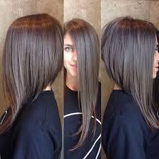 slightly angled long bob 15 long angled bob hairstyle bob hairstyles 2017 short