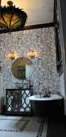 best images about great bathroom designs pinterest new lee jofa wallpaper hunt slonem