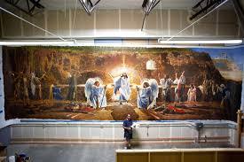 artwork ron dicianni u2013 the resurrection mural