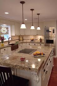 granite countertops ideas kitchen best 25 travertine countertops ideas on travertine for