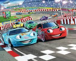 fototapete kinderzimmer junge walltastic fototapete kinderzimmer formel 1 rennauto car racers