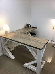 Diy Office Desks 31 Useful Diy Desk Decor Ideas To Follow Desks Farmhouse