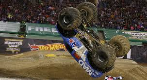 monster truck music video grave digger monster jam