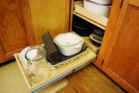 Kitchen Cabinet Corner Solutions Use All The Space In Corner Cabinets With Shelfgenie Of Northern