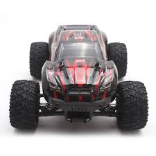remote control bigfoot monster truck 16 scale 50km h remo 1631 2 4g 4wd waterproof rc monster truck big