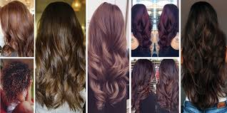 exotic color names the 23 best brunette hair color shades