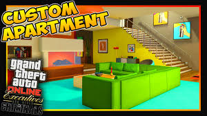 gta 5 dlc how to customize your apartment in gta online gta