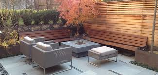 Modern Backyard Design Ideas Montreal Outdoor Living - Contemporary backyard design ideas