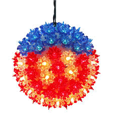 lighted spheres outdoor sacharoff decoration