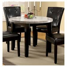 small espresso dining table iohomes ivory marble top 40 round dining table wood espresso target