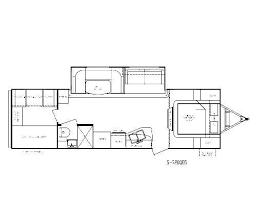 Shadow Cruiser Floor Plans Trailer Life Rv Buyers Guide 2011 Travel Trailer Under 4 000
