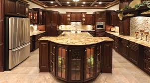 Nj Kitchen Cabinets Custom Cabinets Nj Kitchen Decoration With Ceiling Led Center
