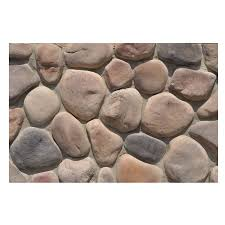 Lowes Pebble Rocks by Shop M Rock Cascade Stone Veneer At Lowes Com
