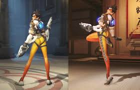 tracer u0026 pose design 101 the animation of overwatch 1