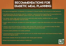 healthily lose weight fast part 7 meal planning diabetes
