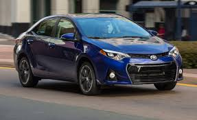 2014 toyota corolla first drive u2013 review u2013 car and driver