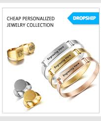 cheap personalized jewelry wholesale dropship 925 silver jewelry personalized jewelry