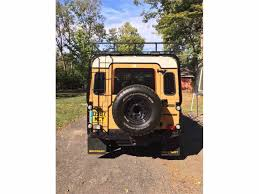 land rover camel 1986 land rover defender for sale classiccars com cc 1027914