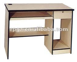 bureau pour pc fixe table pour ordinateur fixe petit bureau d appoint lepolyglotte