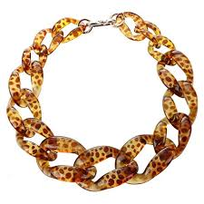 big chain necklace fashion images Sodial r big plastic chain necklace fashion jewelry jpg