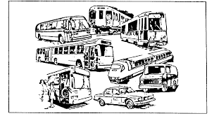 of transportation modes