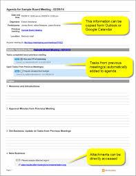 sample board meeting agenda template meeting agenda u0026 meeting