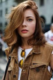 invierno 2016 color de pelo rojo de tendencia la moda en tu cabello cortes de pelo long bob tendencias invierno 2016
