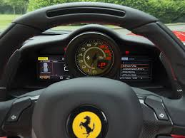 ferrari speedometer stock tom hartley jnr