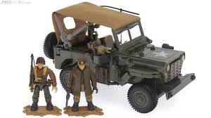 wwii jeep willys mega construx call of duty wwii willys jeep infantry scout