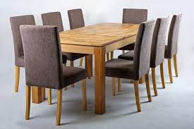 induscraft seater dining table set large new 2017 furniture modern