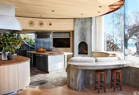 Architectural Digest Kitchens by A John Lautner Beach House In Malibu Is Revitalized John Lautner