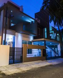 Home Lighting Design Bangalore 40x50 Residence Design Architects In Bangalore Modern
