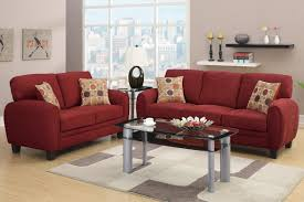 Red Sofa Furniture Living Room Outstanding Sofa Sets For Sale Wayfair Furniture