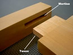 Mortise And Tenon Cabinet Doors How To Make A Mortise And Tenon Joint Bob Vila
