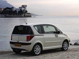peugeot pininfarina peugeot 1007 specs 2007 2008 2009 autoevolution