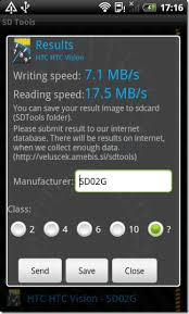 android speed test test read write speeds of your android device sd card