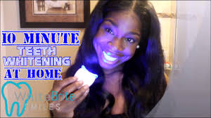 Teeth Whitening Kit With Led Light How To Whiten Teeth At Home Whitebritesmiles Teeth Whitening