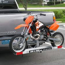 50cc motocross bikes add a bike aluminum 50cc hitch mount dirt bike carriers discount
