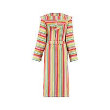 robe de chambre eponge femme peignoir de bain é à capuche col châle en éponge femme