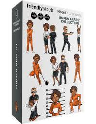 Prison Jumpsuit Handcuffed Black Woman In Orange Prison Jumpsuit Friendlystock Com