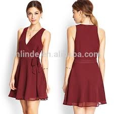 fashion elegant design latest party wear dresses for teens