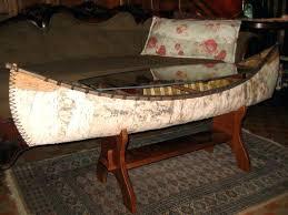 canoe coffee table for sale canoe coffee table glass top janellealex com